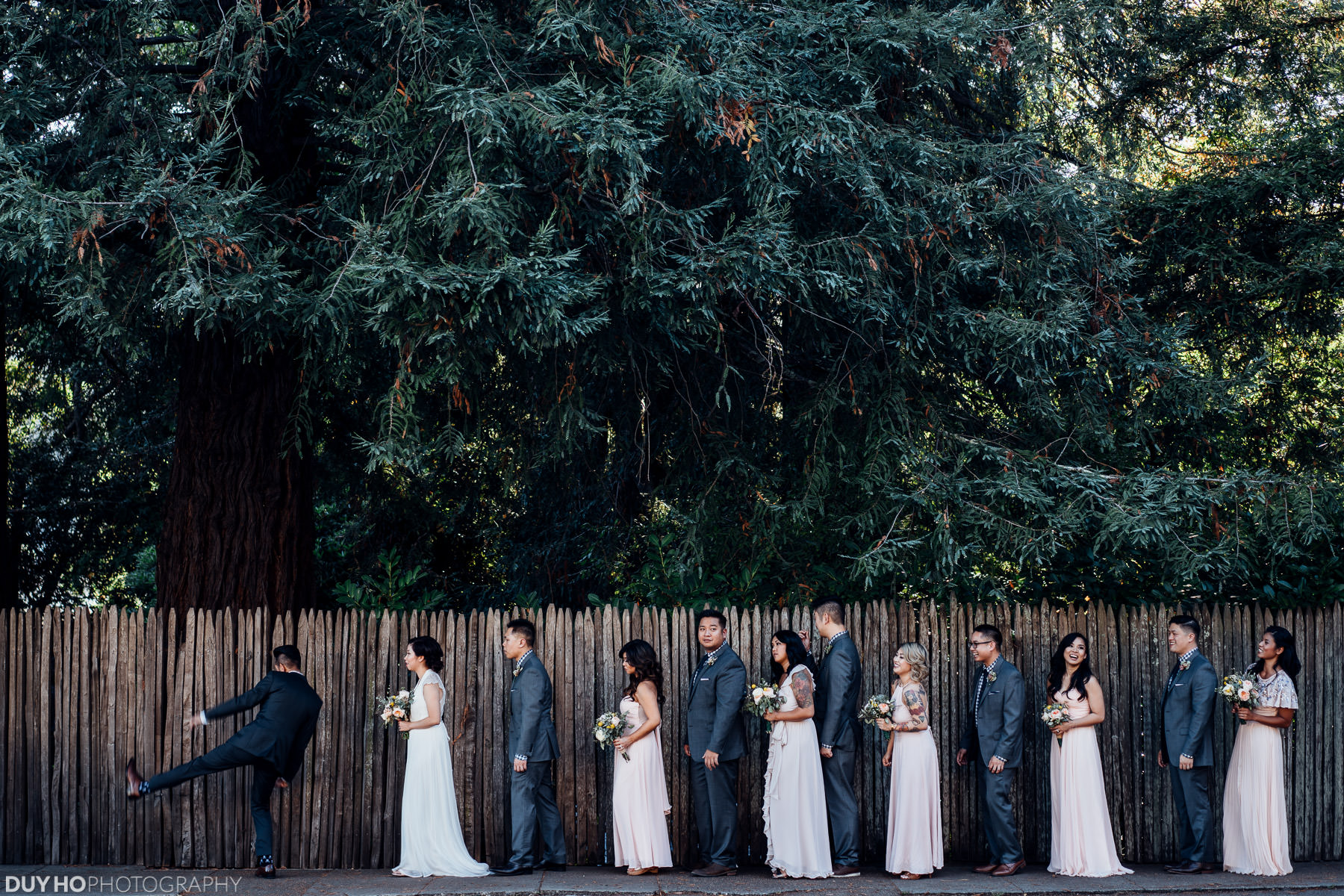 Mill Valley Outdoor Art Club Wedding By Duy Ho